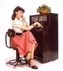 Ernestine the Operator